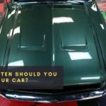 Car Waxing Singapore | Lambency Detailing