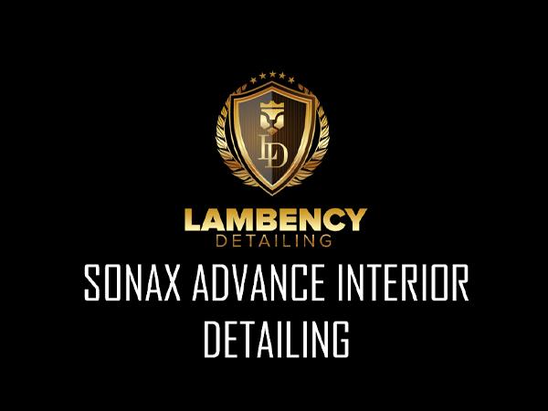 advanced interior detailing   Lambency Detailing