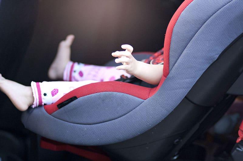Baby Seat Sanitation| Lambency Detailing