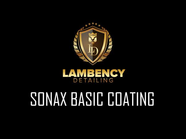 Basic Coating   Lambency Detailing