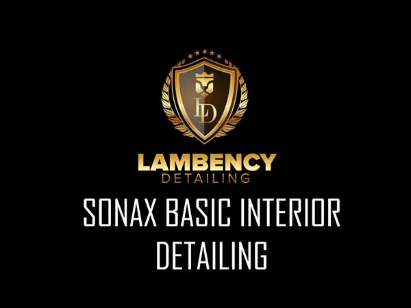 basic interior detailing   Lambency Detailing