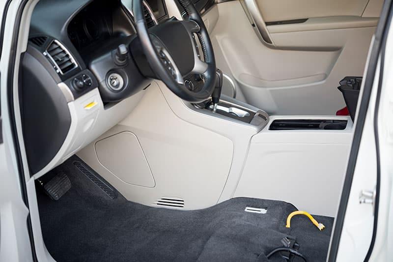 Car Seat Removal | Lambency Detailing