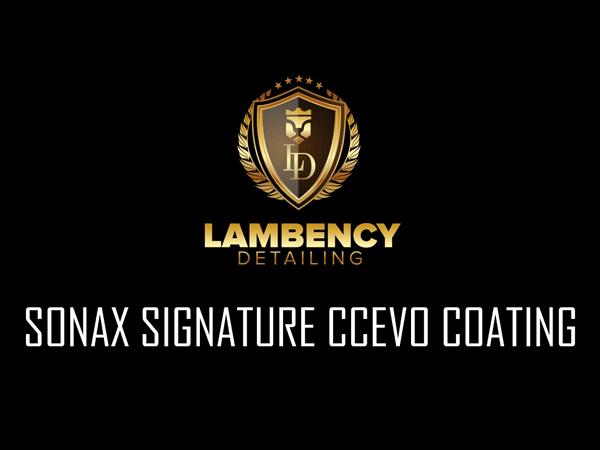 Ccevo Coating | Lambency Detailing