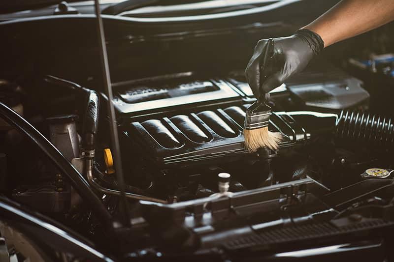 Engine Bay Detailing | Lambency Detailing