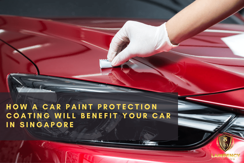 Car Paint Protection Coating