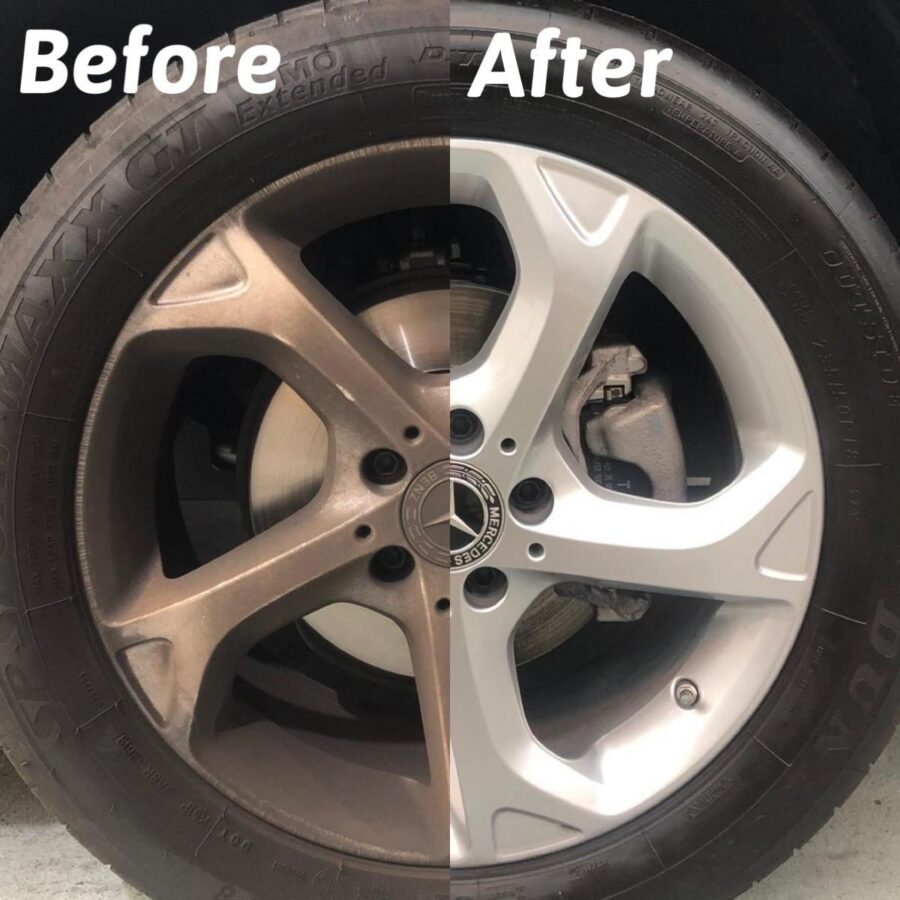 Before and After Mags | Lambency Detailing