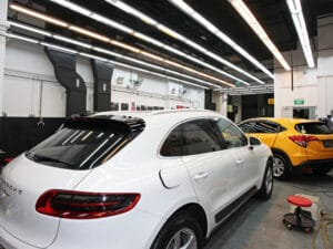 Lambency Detailing Car Workshop