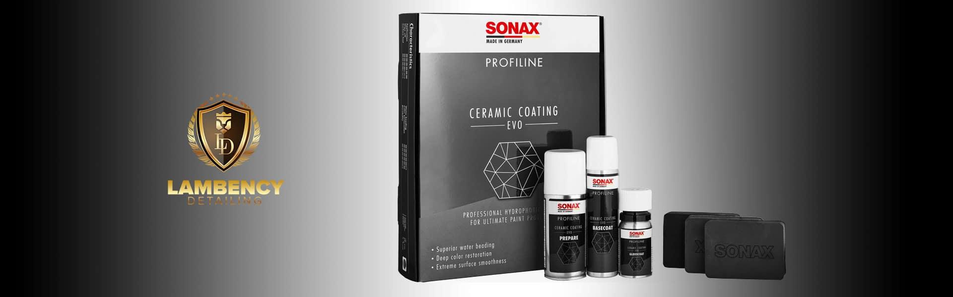 Sonax Profiline | Lambency Detailing