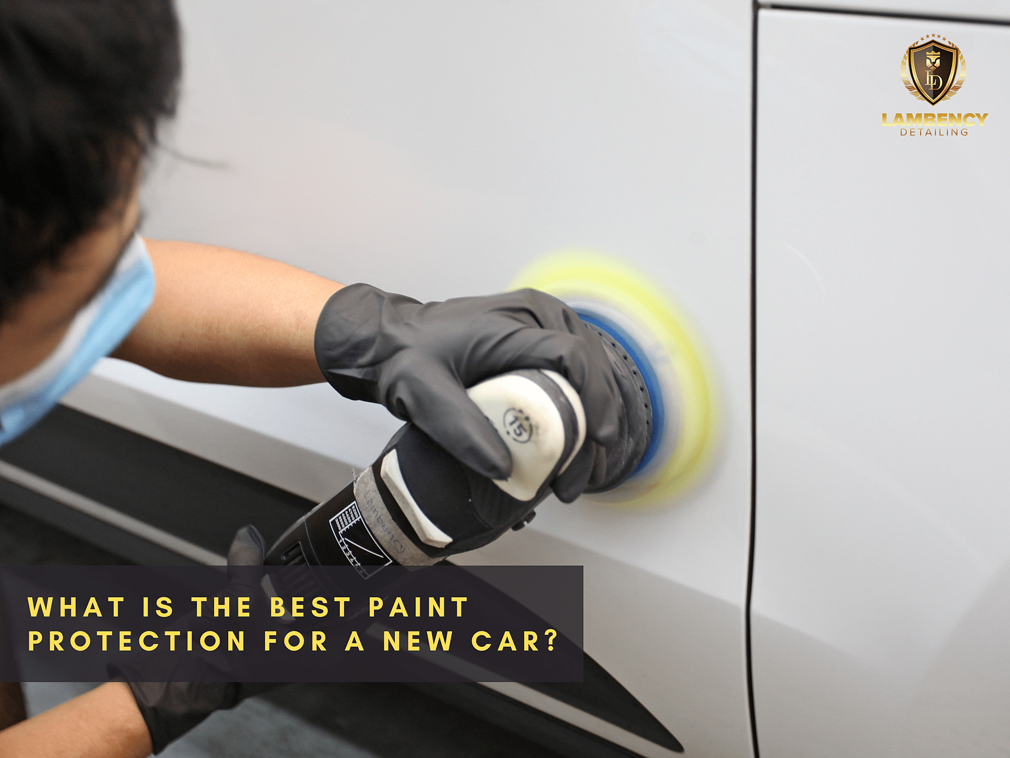 car paint protection | Lambency Detailing