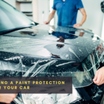 Installing a Paint Protection Film for Your Car