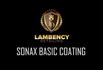 Basic Coating | Lambency Detailing