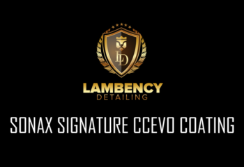 Ccevo Coating | Lambency Detailing